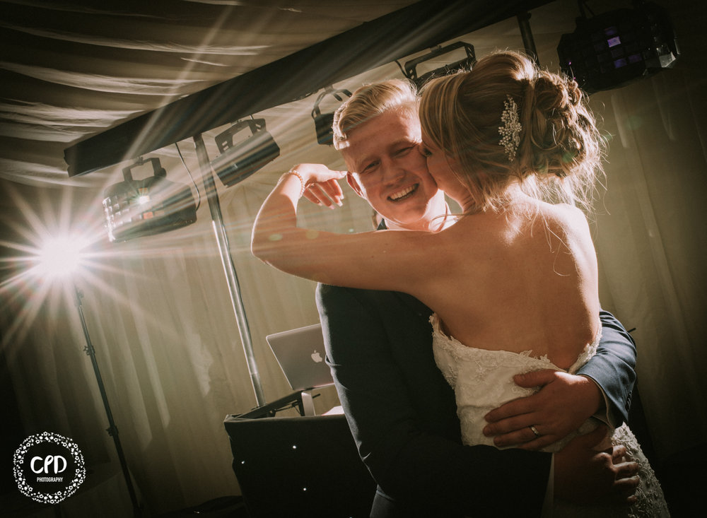 First Dance Shot