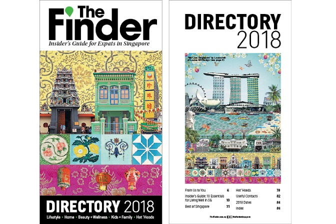 The Finder Directory 2018 cover and contents page.jpg