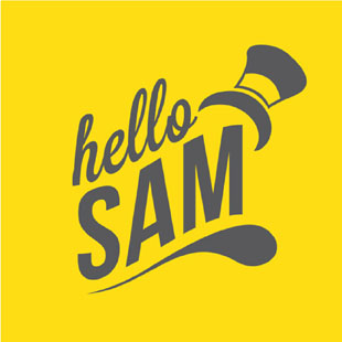 HELLO SAM BRANDING