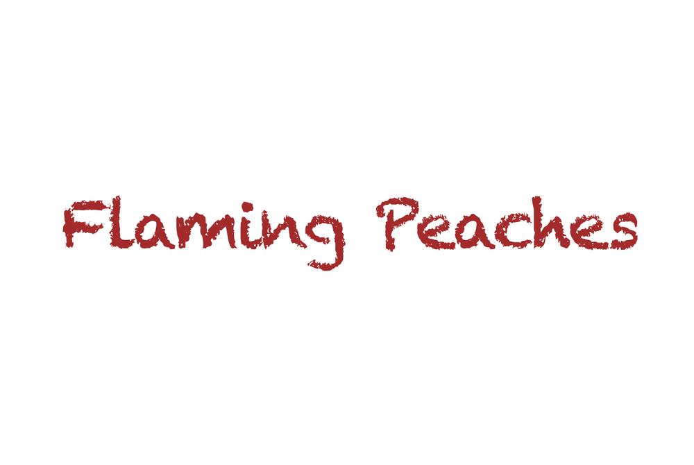 FlamingPEACHESlogoorignal.jpg