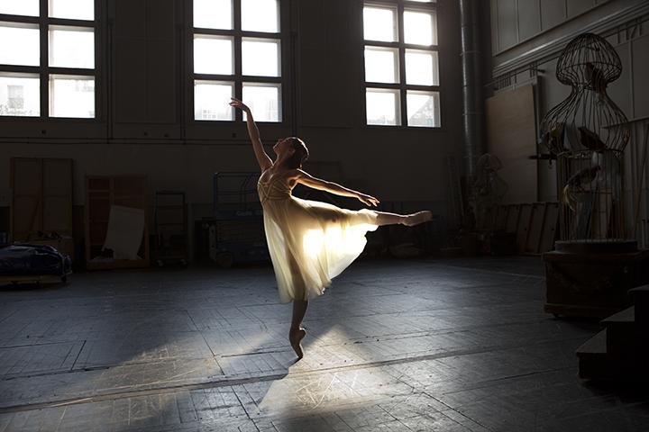 Tamara Rojo as Juliet