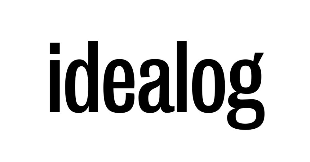 Idealog Magazine logo