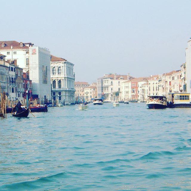 Venice back in 2000. #slowlived #slow #venice #photo