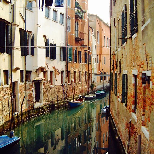 Venice back in 2000. #theartofslowliving #venice #slowlived