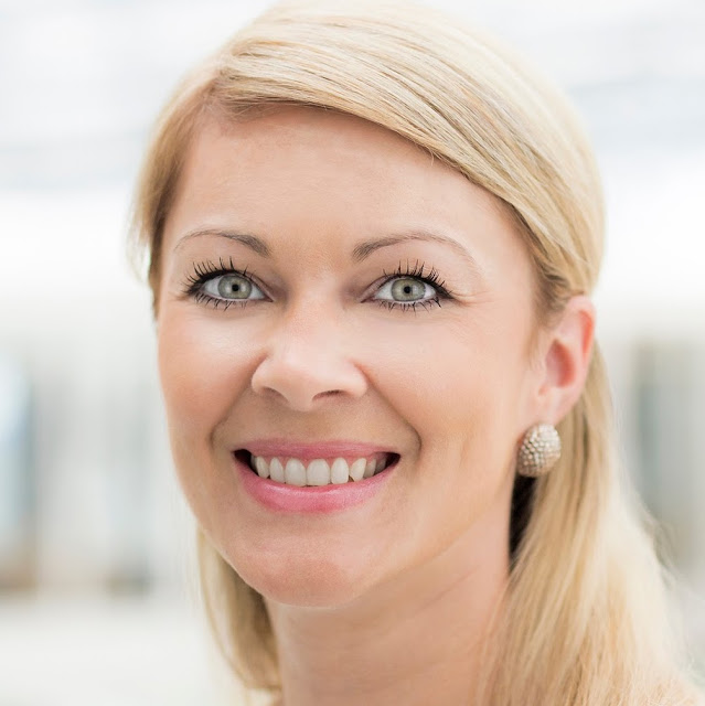 Ellen Marie Nyhus, HR-direktør, Visma