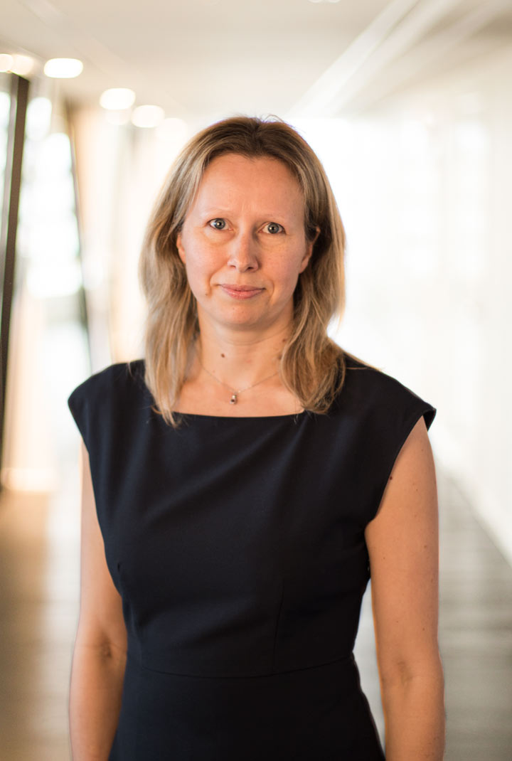 Advokat Kari Gimmingsrud i Haavind Advokatselskap