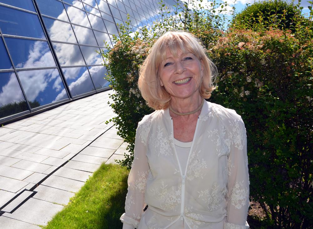 Anne Birgitte Kverum, HR-direktør, Telenor