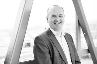 Stein Ove Kvamme, Head of HR i DHL Global Forwarding (Norway) AS
