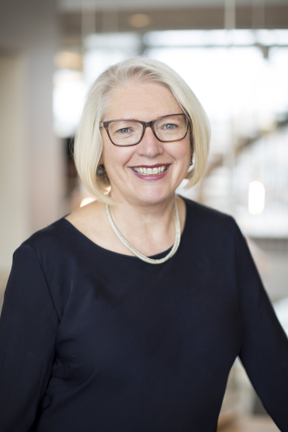 Hilde Solberg Holm, Head of Learning and Development, SopraSteria