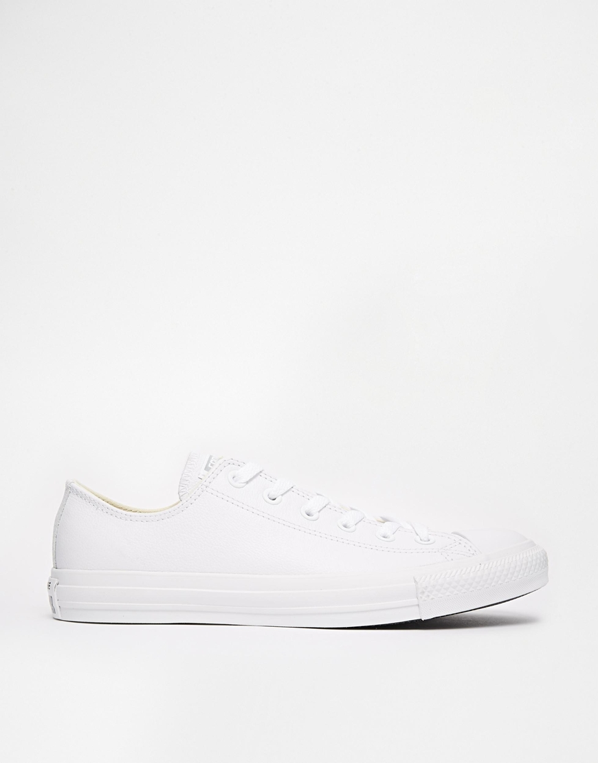 Converse-All-Star-Leather-OX-Plimsolls 2.jpg