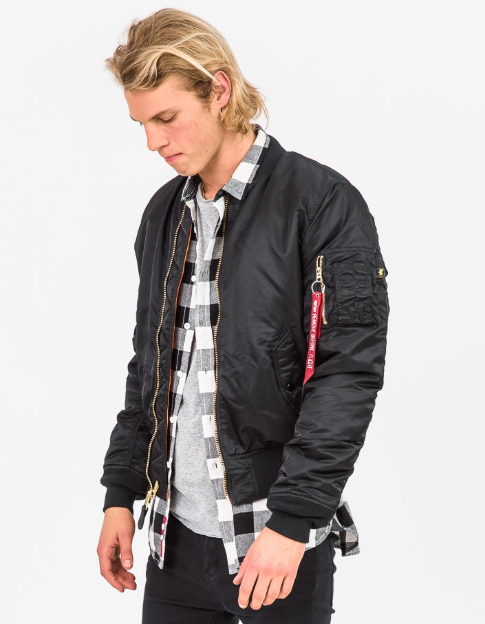 Alpha Industrie Bomber Jacket