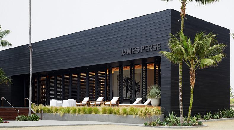 James Perse Malibu retail Store