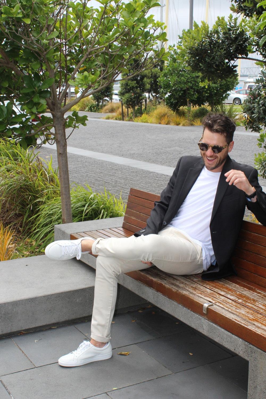 Jaheb Barnett Men's Fashion blogger from Auckland New Zealand