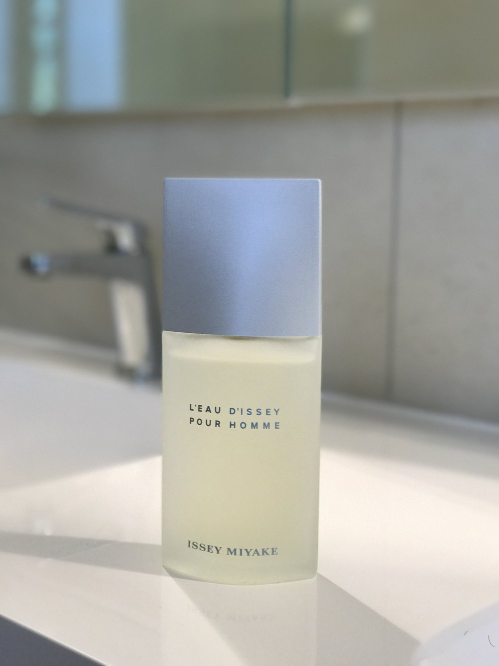 Issey Miyake Leau dissey pour homme fragrance worn by Jaheb Barnett