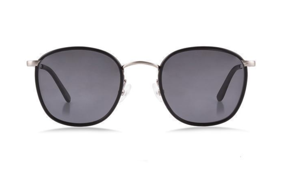 Theodore. - Windsor Rim. Black. $205