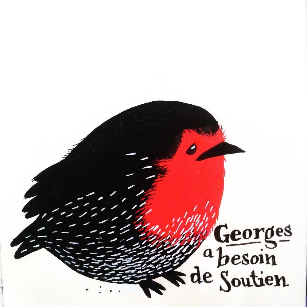Toi aussi, soutiens-Georges !