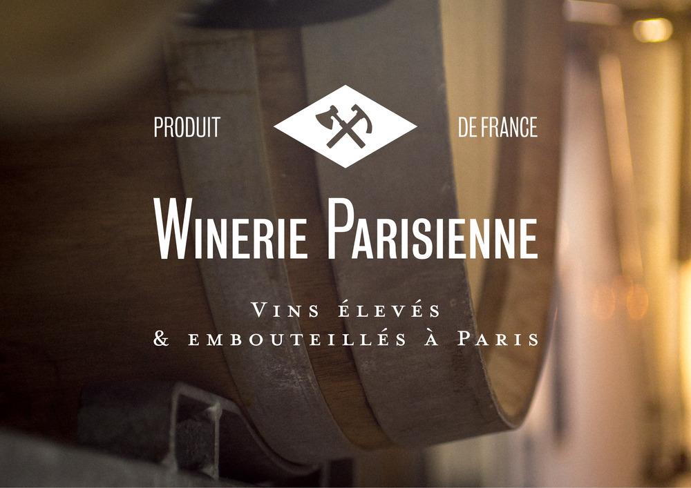 logo winerie parisienne tonneaux