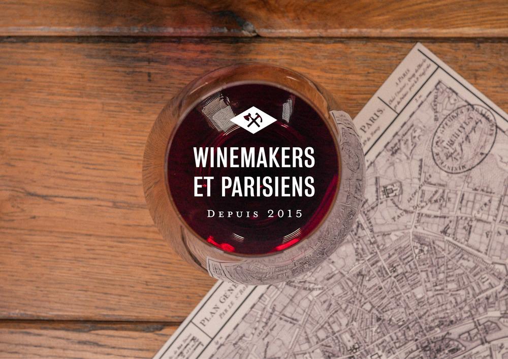 winerie parisienne verre vin loic phil plan paris