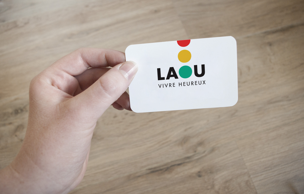 laou logo business acrds amandine delaunay