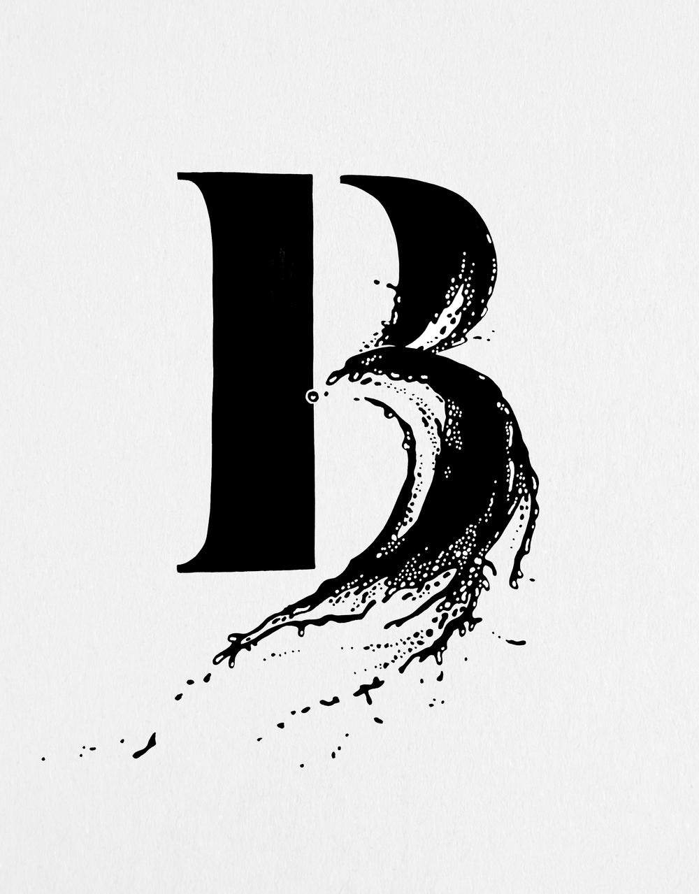 amandine delaunay claire-lise bengué direction artistique identité lettrage splash liquide lettre beauty lab new york manhattan