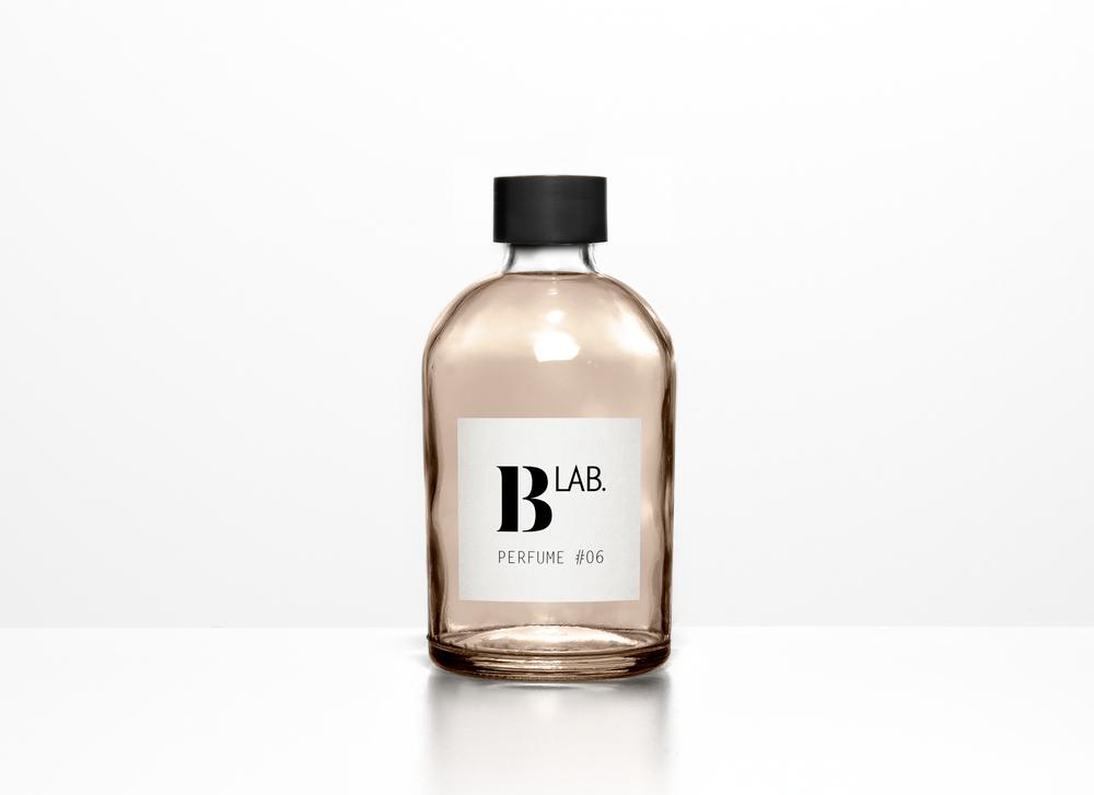 amandine delaunay claire-lise bengué direction artistique identité logo flacon parfum beauty lab new york manhattan