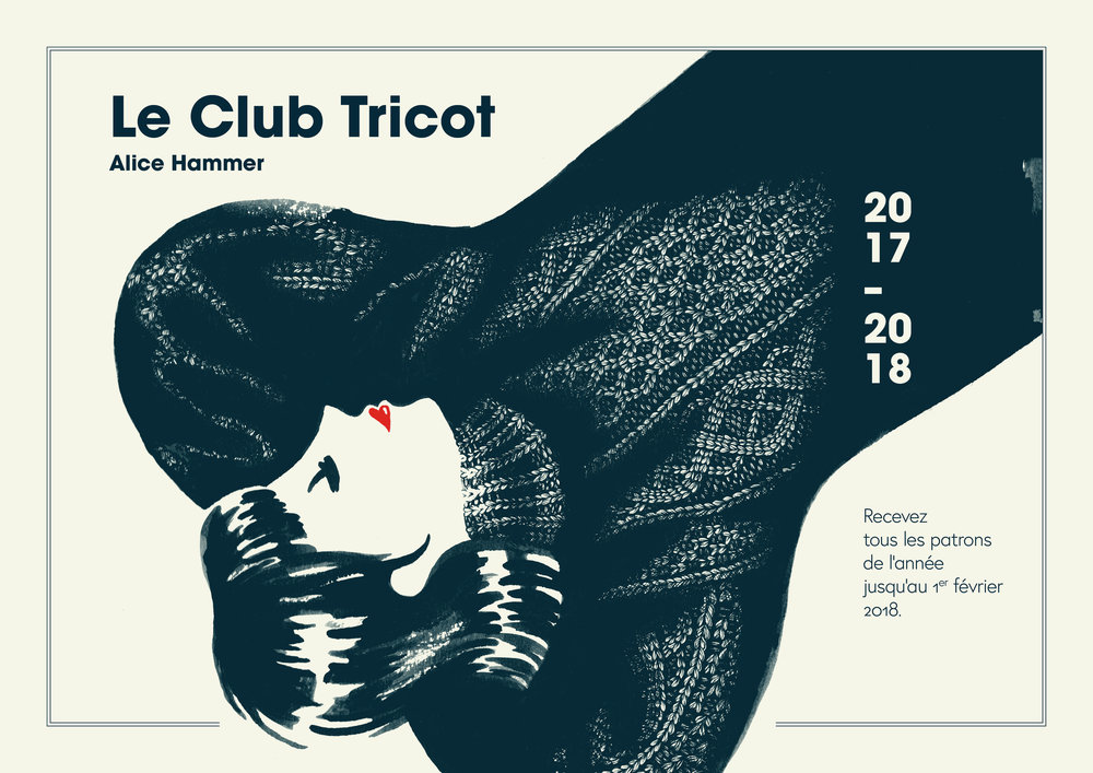 Club Tricot Alice Hammer