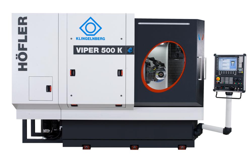 Viper 500 Gear Grinding Machine