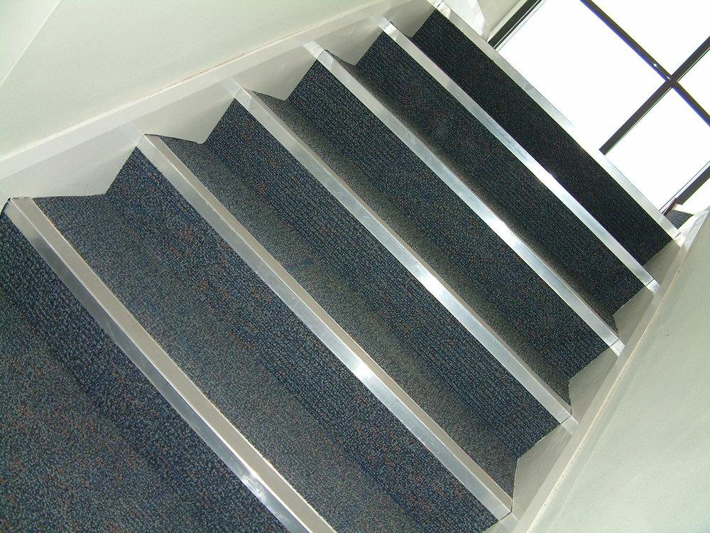 Stott Flooring Office Staircase