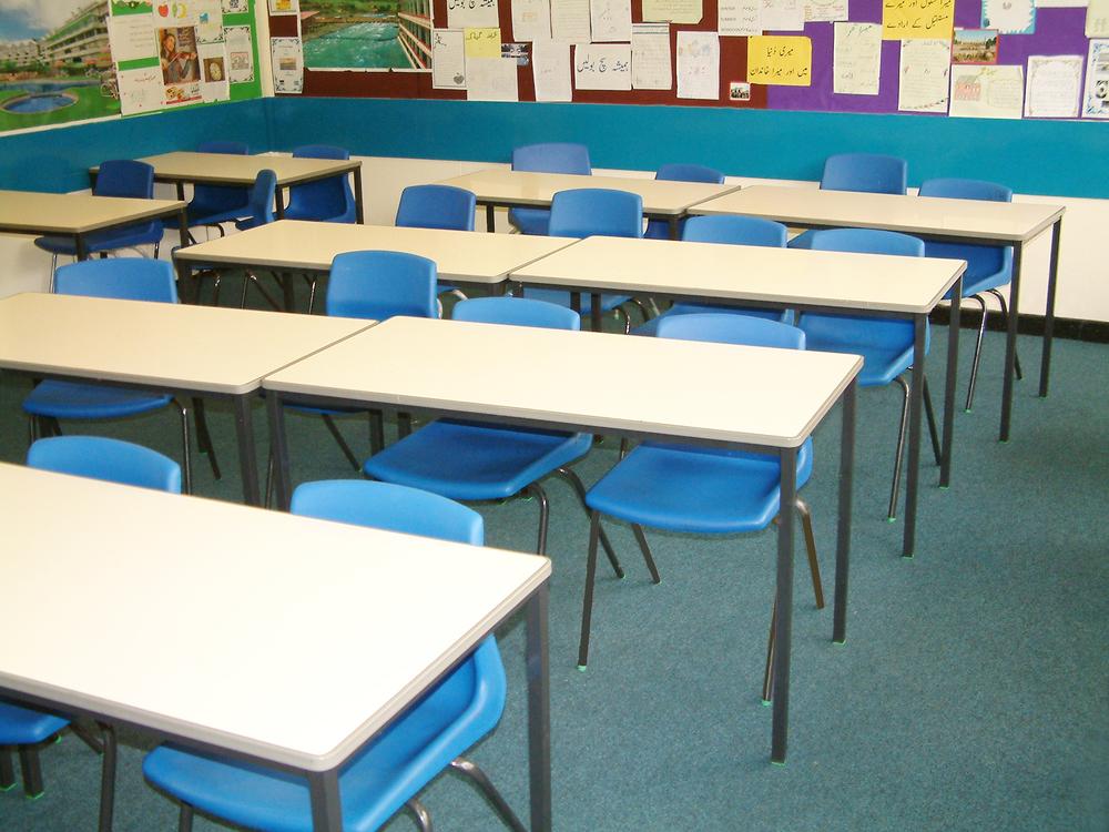 Stott Flooring Classroom