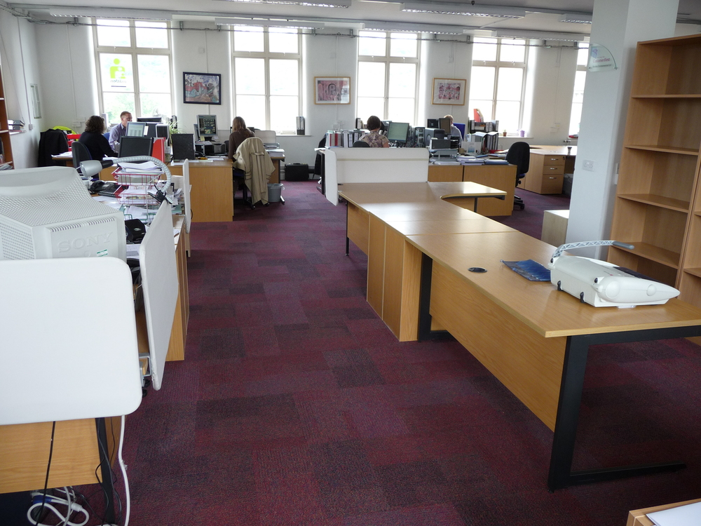 Stott Flooring Office