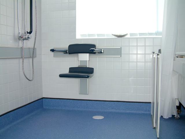 Stott Flooring Wetroom