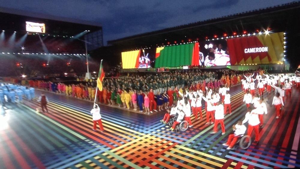 Stott Flooring Commonwealth Games 2014