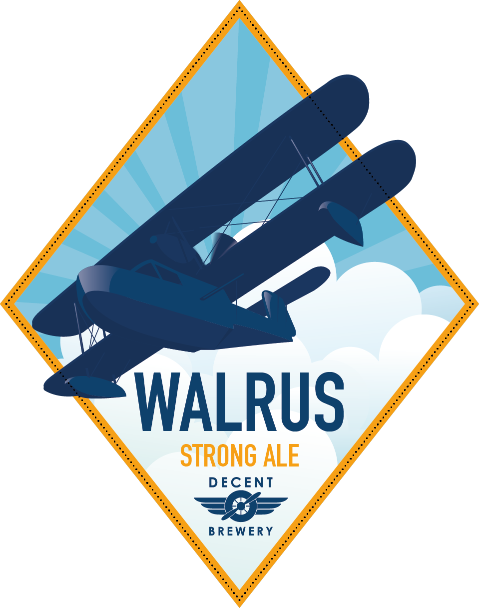 Walrus Strong Ale