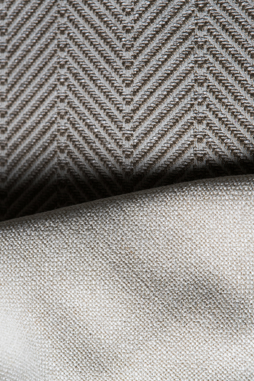 PORTO CERVO \ viscose, linen  MANHATTAN \ cotton, linen, acrylic