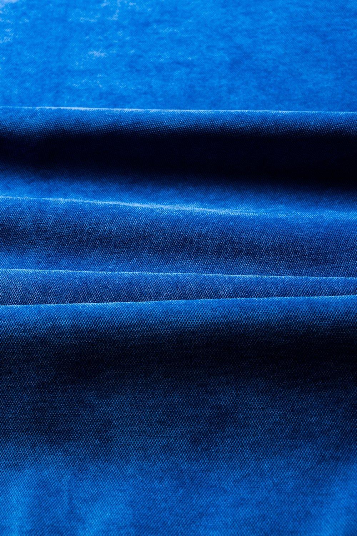 VELVET \ polyester, cotton