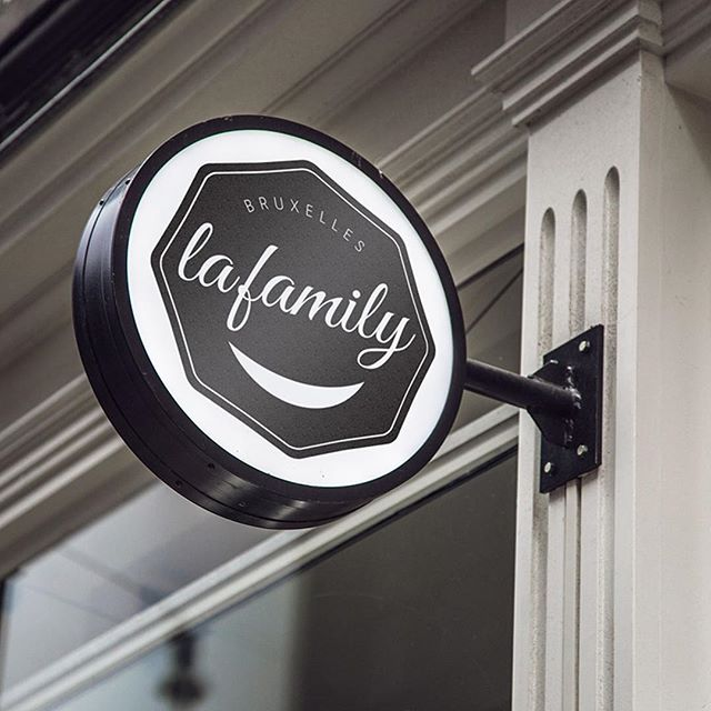 How we work http://bit.ly/strategylafamily #brand #development #strategy #brussles #belgium #food #quality #proud #inhouse