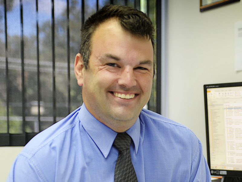 DARREN HAYCRAFT  Bcom  Director Chartered Accountant