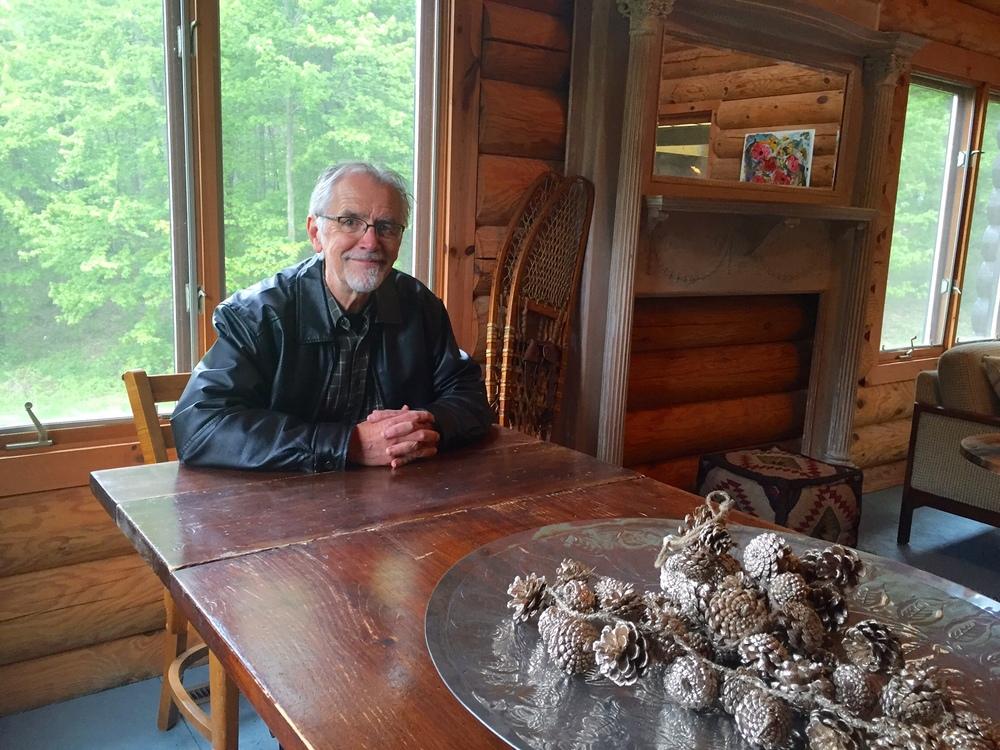 UW-Eau Claire emeritus professor and former Wisconsin poet laureate Max Garland