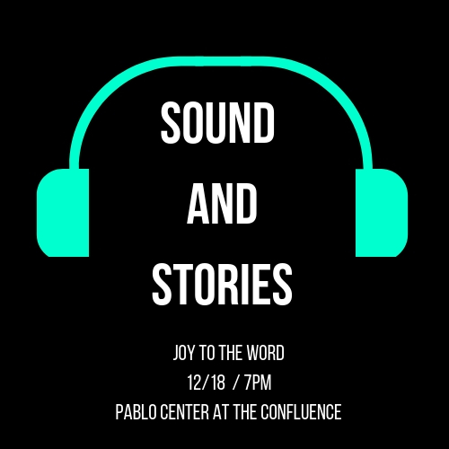 Joy to the Word: An Evening of Songs, Stories, Humbug and Holiday Cheer