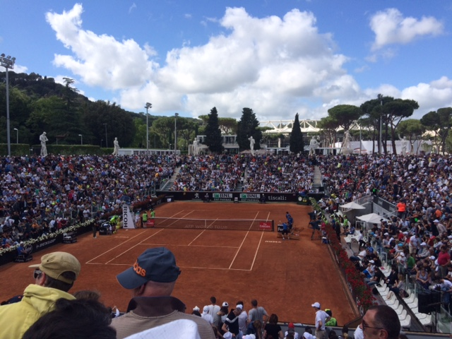 Pietrangeli Court