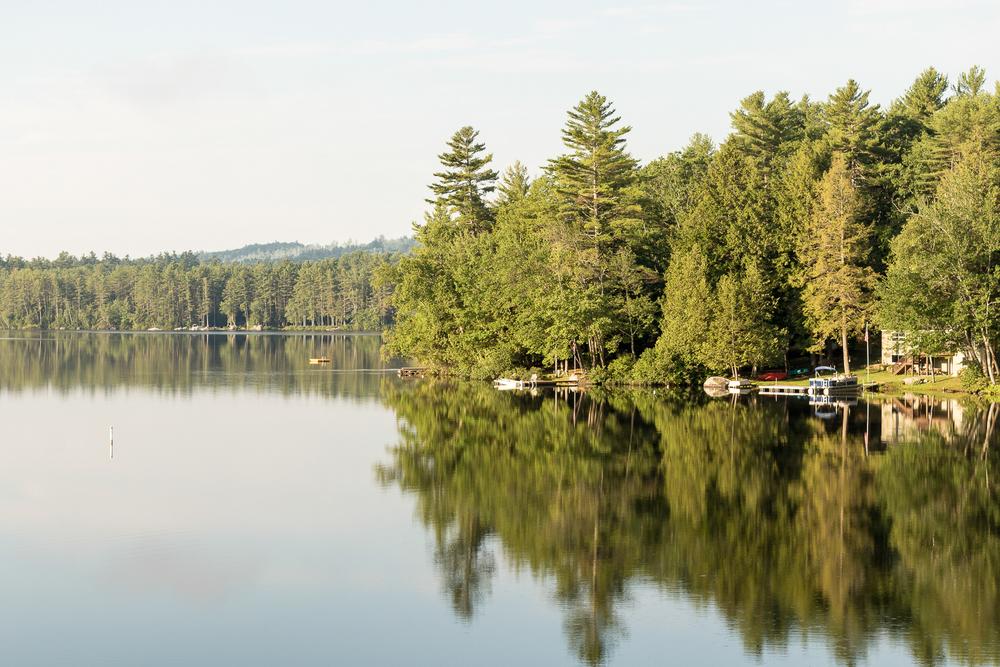 Lake Pennesseewassee, Norway, ME