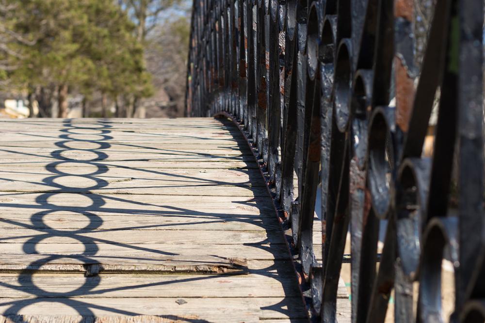 Bridge, Elm Park, Worcester, MA