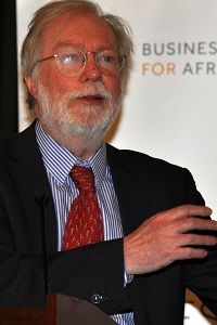 Sir Paul Collier CBE