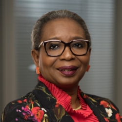 Ibukun Awosika, Chairman, Board of Directors,  First Bank of Nigeria Limited