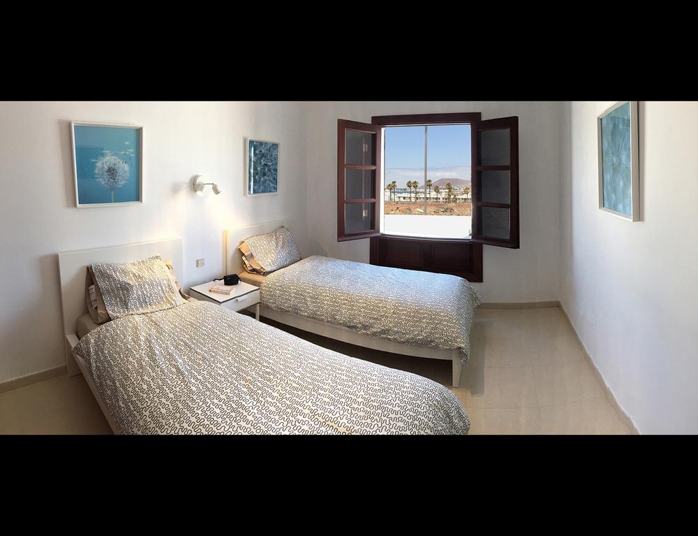 Segundo dormitorio / Second bedroom