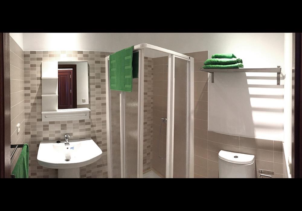 Segundo baño / second bathroom