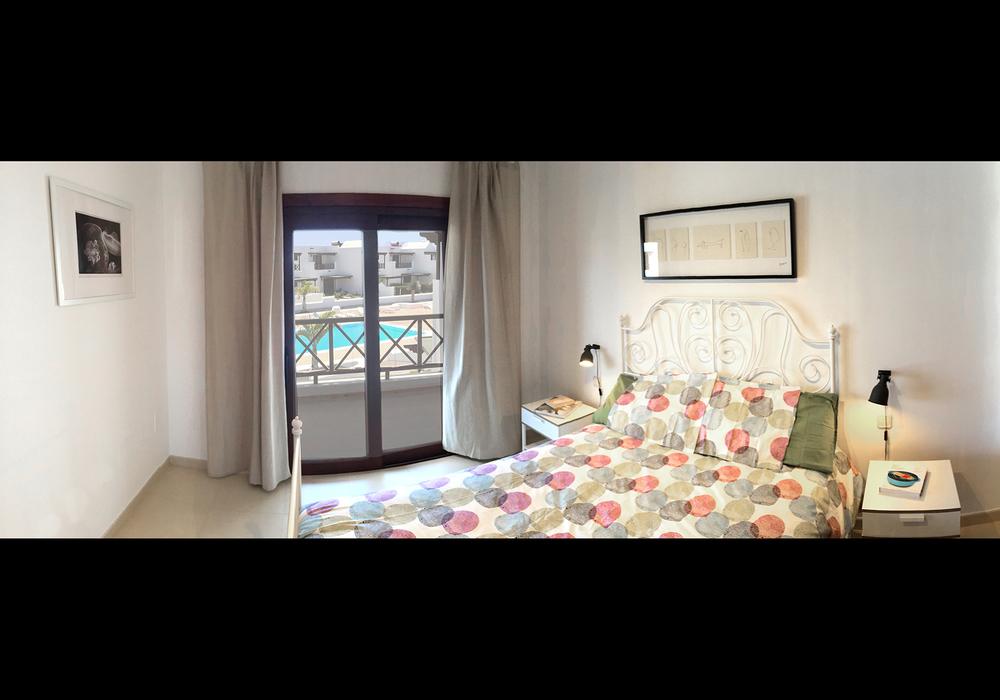 Dormitorio principal / Main bedroom