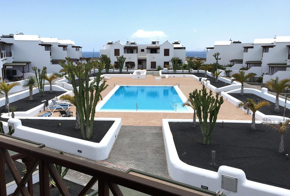 Vistas desde la terraza superior / Views from the upper terrace