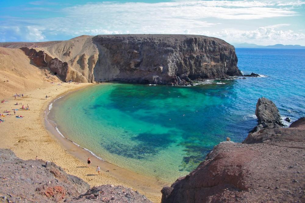 Playa de Papagayo / Papagayo Beach