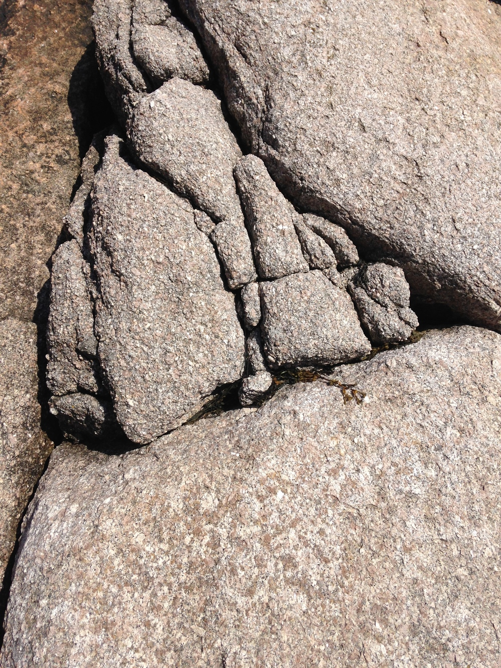 Rocks at Haystack